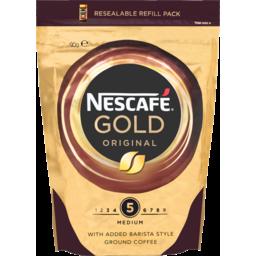 Photo of Nescafe Coffee Gold Original Refill 90g
