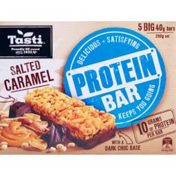 Photo of Tasti Protein Bar Slted Caraml 200gm