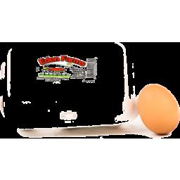 Photo of Eden Farms Eggs Half Dozen