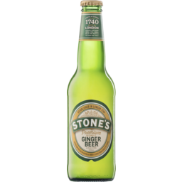 Photo of Stones Green Ginger Beer Bottles