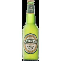 Photo of Stones Green Ginger Beer Bottles