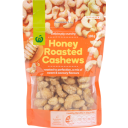 Photo of WW Honey Roasted Cashews 100g