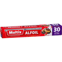 Photo of Multix Alfoil 30 Metres X 30cm Wide