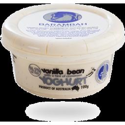 Photo of Barambah Yoghurt Vanilla & Cinnamon 100g