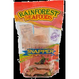 Photo of Rainforest Caribbean Snapper Fillet