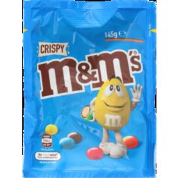 Photo of M&Ms Crispy 145gm
