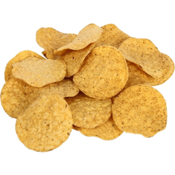 Photo of Lamanna&Sons Corn Chips Salted Organic 500g