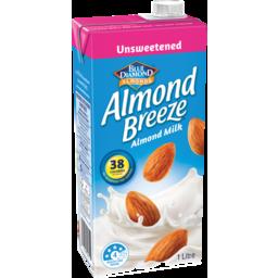 Photo of Blue Diamond Almond Breeze Unsweetened 1L