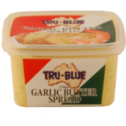 Photo of Tru-Blue Garlic Butter 150g