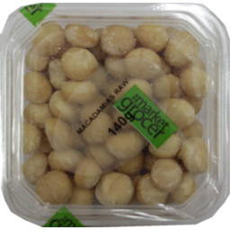 Photo of Tmg Macadamias Raw 140g