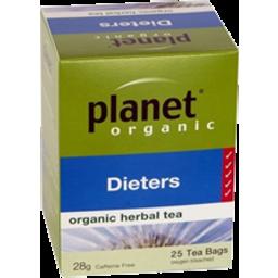 Photo of Planet Organic - Dieters - 25 Tea Bags