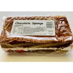 Photo of Waikato Cakes Chocolate Sponge 275g