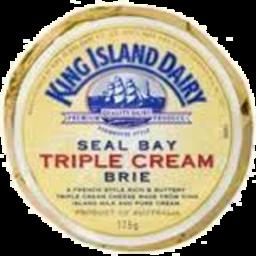 Photo of King Island Triple Cream White Mould