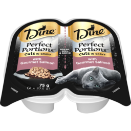 Photo of Dine Perfect Portion Gourmet Salmon 75g