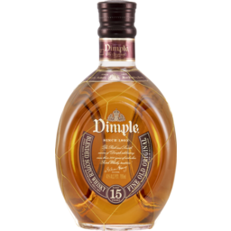 Photo of Dimple 15yo Scotch Whisky