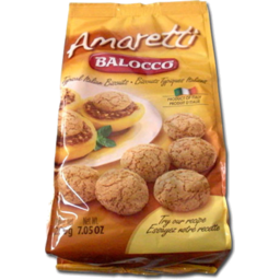 Photo of Balocco Biscuits Ameretti 200g