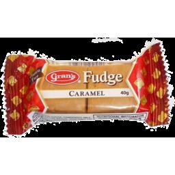 Photo of Grans Fudge Caramel Pack 40g