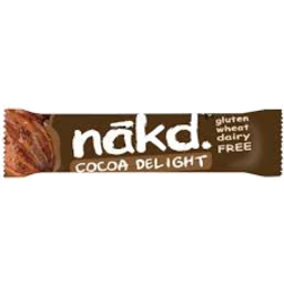Photo of Nakd Gluten Free Cocoa Delight Bar 35g