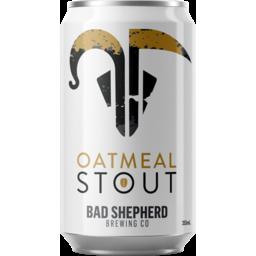 Photo of Bad Shepherd Oatmeal Stout Can