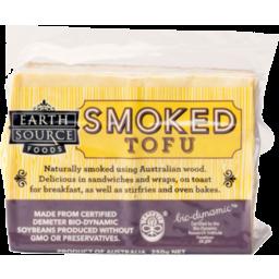 Photo of Earth Source Foods Tofu - Smoked