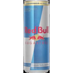 Photo of Red Bull Energy Drink Sugar Free 355ml
