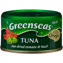 Photo of Greenseas Tomato & Basil Tuna 95gm