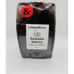 Photo of Lamanna&Sons Banana Bread 500g