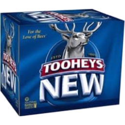 Photo of Tooheys New Bottles