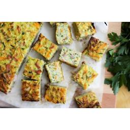 Photo of Zucchini slice