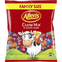 Photo of Allens Chew Mix 370gm