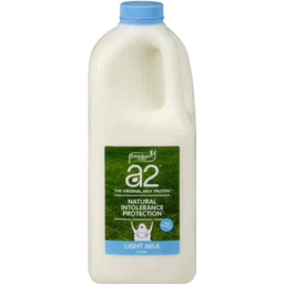 Photo of A2 Light Milk 2lt