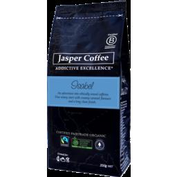 Photo of Jasper Coffee Organic Isabel Blend Ground 250g