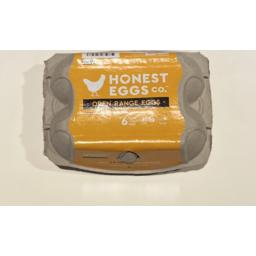 Photo of Honest Eggs Free Range 350gm