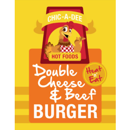 Photo of Prima Deli Burger Double Cheese & Beef