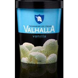 Photo of Valhalla Vanilla 1 Litre