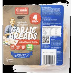Photo of Giannis Flat Bread 4pk