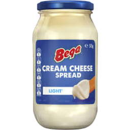 Photo of Bega Light Cream Cheese Sprd 515gm