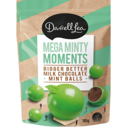 Photo of Darrell Lea's BB Mega Minty Moments 185g