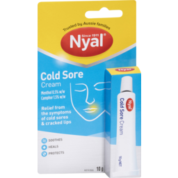 Photo of Nyal Cold Sore Cream 10g