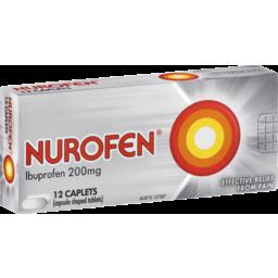 Photo of Nurofen Caplets 12 Pack