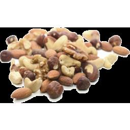 Photo of Bulk Mixed Nuts Raw Organic