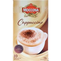 Photo of Moccona Cappuccino Mixes 10pk