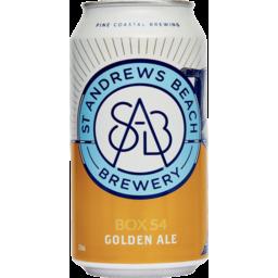 Photo of St Andrews Beach Brewery Box54 330ml 6 Pack