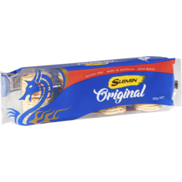 Photo of Suimin Rice Crackers Original 100g