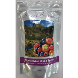 Photo of Mountainvale Frozen Mixed Berries 300gm