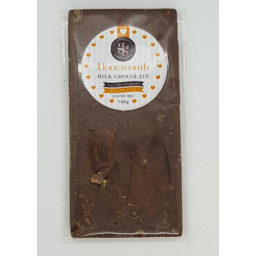 Photo of The Good Grocer Collection Chocolate Bar Honeycomb 100g