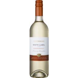 Photo of Corbans White Label Chardonnay 750ml