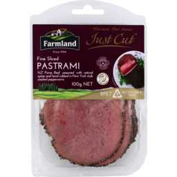 Photo of Farmland Just Cut Pastrami 100g