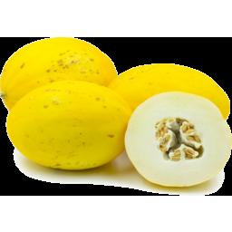 Photo of Orange Candy Melon Half