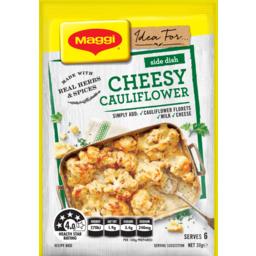 Photo of Maggi Recipe Mix Cheesy Cauliflower 30g 30g